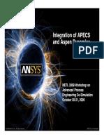 Widmann APECS Aspen Dynamics Prototype