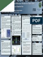 GPU Accelerated Lattice-Boltzmann Method for Fluid Flows in Nuclear Waste Tanks at Hanford Site Sasha Philius