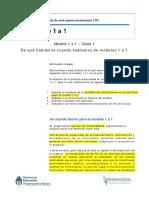 Modelo 1a1 Clase 1 2015
