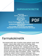 PPT FARMAKOKINETIK