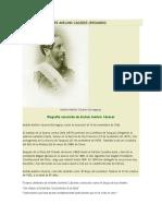 Biografía de Andrés Avelino Cáceres
