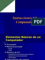 Instrucciones Clase