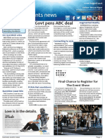 Business Events News for Mon 22 Aug 2016 - Vic Govt pens deal with ABC, ICC Sydney MICE wins, PCMA auction countdown, Thailand Convention Bureau and much more