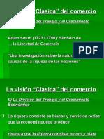 Anexo II - La Visión Clásica Del Comercio (Adam Smith y David Ricardo)