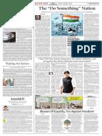 TOI Editorial 15.08.2016