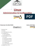 Cours-Linux 3ème Année