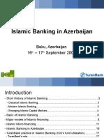 Alhuda CIBE - Islamic Banking