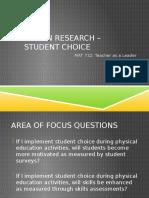 action research presentation mat  732- teacher as a leader  joe