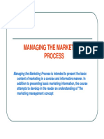 Pp[1]...Mba Csd Marketing Management
