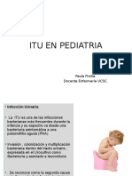 Infección Urinaria en Pediatria