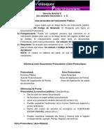 Material de Apoyo Para Examen de Notariado II Octavo Semestre