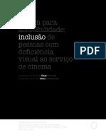 Design Para Acessibilidade - Diego Normandi Maciel Dutra 2016