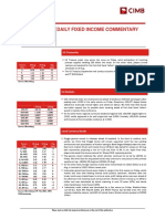 Daily Fixed Income Commentary 220816