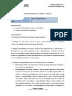EFS Direito Administrativo Aula05
