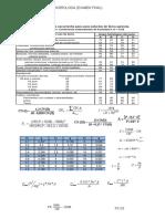 Formulario de Hidrologia 1er parcial