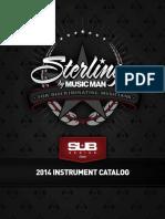 2014 Sbmm Sub Catalog