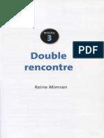 Double Rencontre Livre