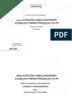 Planes y Programas CP
