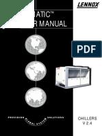 Lennox Chiller Climatic KP02,KP07