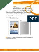 7D-501u %28X1%29 Product Description