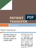 Patient Transfer