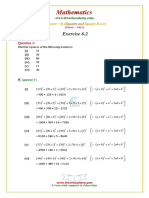 8 Maths NCERT Solutions Chapter 6 2
