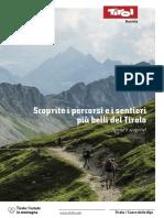 Raccolta Delle Migliori Escursioni in Tirolo