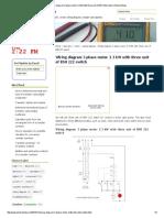 Wiring Diagram 3 Phase Motor 3