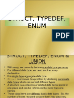 04 Struct Unions Typedef