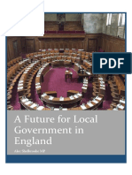 A Future for Local Government in England