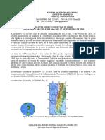 Informe Especial Terremoto Chile 27-02-2010