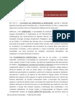 Clc6culturadeurbanismoemobilidadereflexoslviafernandes 101007042358 Phpapp01 (1)