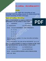 reasoning module-6
