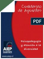 Psp127_psicopedagogia y Atencion a La Diversidad