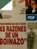 El boinazo antecedentes chilenos