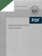 Pentingnya Geologi Urban