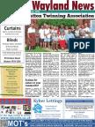 The Wayland News September 2016