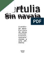 Tertulia Sin Navaja