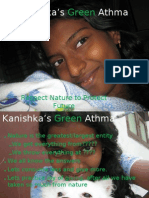 Kanishka's Green Athma