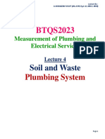 Lecture 4A - Understanding Sanitary Plumbing System