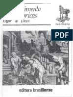 O Nascimento Das Fábricas -Decca, Edgar de.