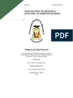 Informe Mecanica Rocas 1