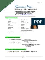 CURRICULUM VITAE-zoraida 2015 Actualizado (2)
