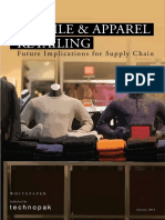 Textile and Apparel Retailing Whitepaper- KSA Technopak