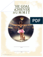 Goal Achiever Summit Workbook