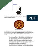 Lambang Pramuka Dan Penjelasannya
