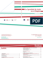 Trab.empleo Igualitario,OnCE,España 2007