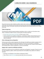 Cafepreto.net-Espere Faça 4 Coisas Antes de Vender o Seu Smartphone