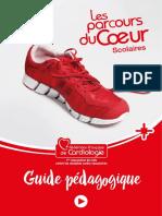 Guide pédagogique - Les parcours du coeur