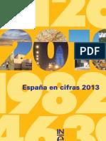 España en Cifras 2013
